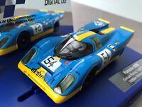 "Carrera Digital 132 30791 Porsche 917K  ""Gesipa Racing Team, No.54"" NEU OVP"