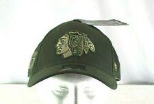Chicago Blackhawks  NHL Olive Baseball Cap Snapback