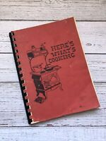 Vintage First United Methodist Church of Euless Texas Cookbook 1974 1970's Wife