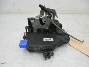 Door Lock Right Rear Audi A8 (4E_) 4.2 Tdi Quattro 4E0839016