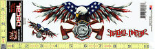 USA Fire Department Window Decal Sticker for Car/Truck/Motorcycle/Laptop 662