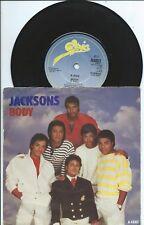 Jacksons:Body Vocal and instrumental:UK Epic:1984