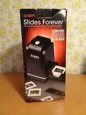 BNIB Ion Slides Forever 35mm Slide and Negative Scanner Slide Converter