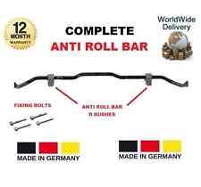 FOR VW VOLKSWAGEN GOLF MK 6 VI 5K1 AJ5 517 COMPLETE ANTI ROLL BAR + D BUSHES