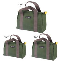 Multi-function Canvas Waterproof Storage Hand Tool Bag Portable Toolkit Case A4