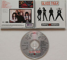 Glass Tiger - Simple Mission (1991) Mark Free,Tim Pierce,Tommy Funderburk
