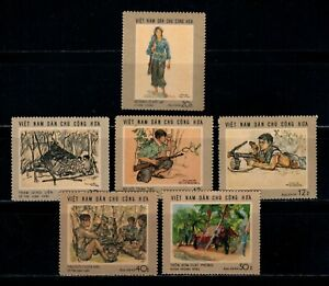 N.229-Vietnam-South Vietnam-Land and people set 6 1969
