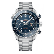 Omega Seamaster Planet Ocean Co-Assiale cronometro MASTER 45.5mm - mai indossato con B + P