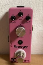 ENO Mini TC-41 Flanger  Guitar effect pedal metal shell,True bypass,9v DC