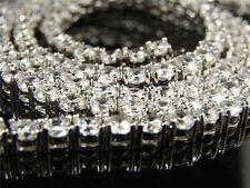 Unbranded Cubic Zirconia Brass Jewellery for Men
