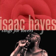 Isaac Hayes Sings for Lovers, NEW! CD   Music Romance Soul R & B LOVE, FREE SHIP