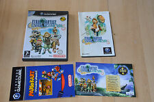 jeu Nintendo GAMECUBE Final Fantasy Crystal Chronicles - VF notice + points VIP