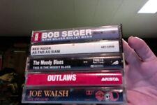 Cassette Lot #8- $2 per tape- bargain bin fun- various genres- some sealed