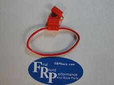 Waterproof ATC/ATO Fuse Holder 35amp 10ga. Wire