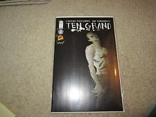 TEN GRAND #1 RARE ALTERNATE COVER BY DYNAMIC FORCES WITH COA!!!