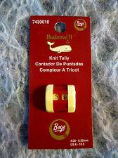 BOYE BALENE II LARGE KNIT TALLY - KNITTING NEEDLE ROW COUNTER