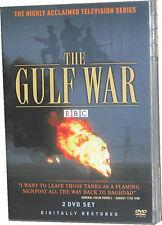 The Gulf War BBC 6 Part Series 2 DVD - NEW SEALED