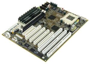 ECS P5TX-BPRO SOCKET 7 SDRAM PCI ISA