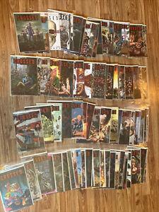 Crossed Badlands 1-38, 41-82 Lot Of 82 Comics Graphic Novels Zombie