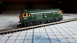 N Gauge Kit-built Class 35 Hymek Diesel Locomotive