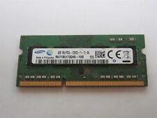 Samsung 4GB (1-Stick) PC3-12800 DDR3 1600 SODIMM Laptop Memory M471B5173QH0-YK0