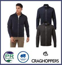 New Craghoppers Mens Outdoor Winter Tailton Full Zip Fleece Jacket Light Weight
