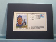 New York Mets - 1986 World Champs & Hall of Fame Gary Carter Commemorative Cover