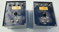 Early JBL N1200 Crossovers Pair for 130A 175  Speakers Rare JIM LANSING