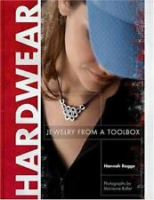 Hard wear Jewelry From A Toolbox DIY Craft Jewelry Making New Book HC Design