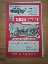 Bristol City v Reading 6/2/62