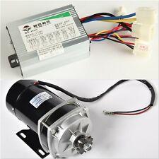 Motor W Controller 800 W 36v Gear Reduction 61 Electric F Eatv Gokart Trike Diy