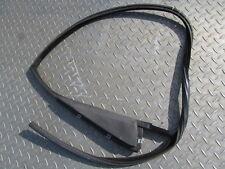 1997-98-99-2000-01-02-03-04-05-06 Jeep Wrangler TJ left Door  Glass Run Strip