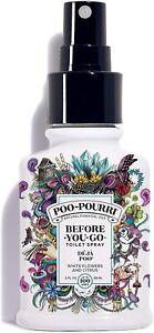 Poo-Pourri Before You Go Toilet Spray White Flowers and Citrus-59ml-upto100 uses