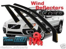Volvo V70 / XC70  2007 - 2016   Wind deflectors  4.pc  HEKO  31255