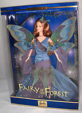 NRFB Fairy of the Forest Barbie Doll 1999 Enchanted World of Fairies Collection