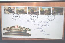 January 1985: First Day Cover; Famous Trains;