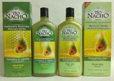 TIO NACHO SHAMPOO AND CONDITIONER MEXICAN HERBS HERBAL HERBOLARIA Duo Set 14OZ