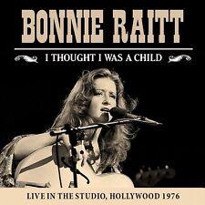 ♫ - BONNIE RAITT - I THOUGHT I WAS A CHILD - CD 12 TITRES - 1976 - NEUF NEW - ♫