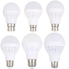 AU E27 B22 Bayonet LED Globe Light Energy Saving Bulb 3W 5W 7W 9W 12W 20W White