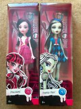 Mattel - Monster High Core Doll - Draculaura & Frankiestein Dolls. **NEW**