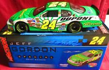 JEFF GORDON, 1/24 ACTION 2006 MONTE CARLO, #24, NICORETTE