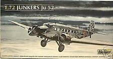 HELLER 1/72 Junkers Ju52 # 80380 *