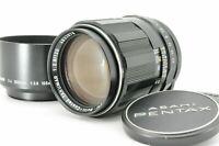 """Near Mint"" PENTAX SMC TAKUMAR 120mm F/2.8 MF Lens M42 Mount w/ Hood from Japan"