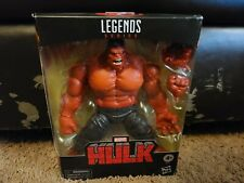 Hasbro Marvel Legends Red Hulk