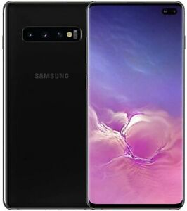 New Boxed Samsung Galaxy S10+ Plus 128GB Unlocked  Various Colours