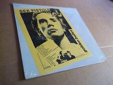 Sex Pistols - Golden Bullets aka Spunk rare studio LP Not Tmoq SEALED