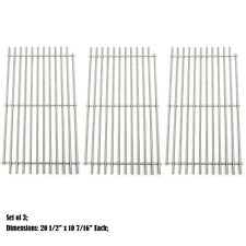 Solid Stainless Steel Cooking grids Replacement DCS 36 , 48 series Gas Grill