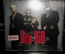DRU HILL THESE ARE THE TIMES U.K CD SINGLE NEW TEL ME