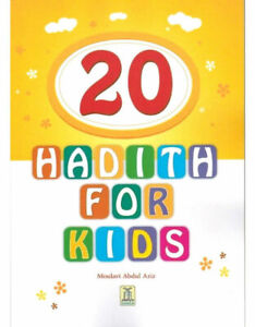 20 Hadith for Kids (Paperback) - Darussalam