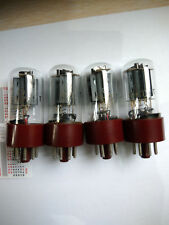 Vintege audio tube 6N7S brown base. one party. 6N7 4 pcs 1977